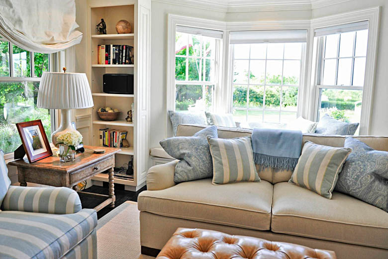 Little castle productions luxury interior design for for Nantucket interior style